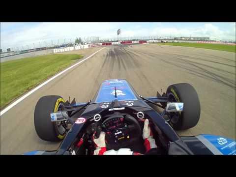 Stefan Rzadzinski Edmonton Onboard - 2012 Star Mazda Championship Qualifying Lap