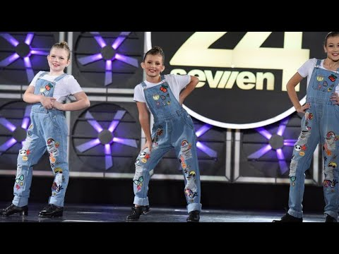 Favourite Dances 2019: Mini & Junior Groups (Ages 12 & Under)
