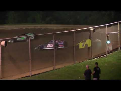 Ohio Valley Speedway Sport Mod Feature 6-16-18
