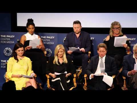 The Bold and The Beautiful cast reads the 1st episode at Paley Center 11/4/16