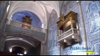 le duc d'Anjou fait visiter le Palais Cadaval