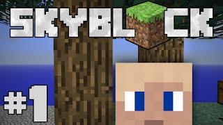 Minecraft- Glen's SkyBlock #1   SLAAAABS