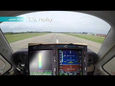 Aspen Avionics AOA