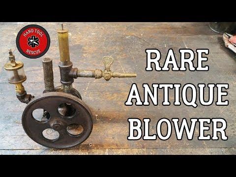 Blower Antik Langka [Restorasi]