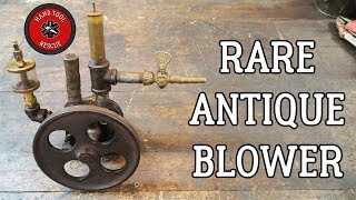 Rare Antique Blower [Restoration]
