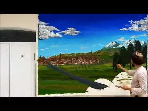 What if Bob Ross was a Muslim?