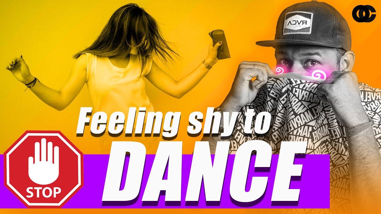 डांस में शर्माना कैसे छोड़े? How to stop being shy when you dance? | Dance Knowledge | ONE CHANCE