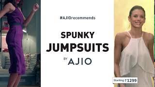 AJIO Spunky Jumpsuits