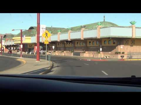 A Drive Through the El Paso International Airport