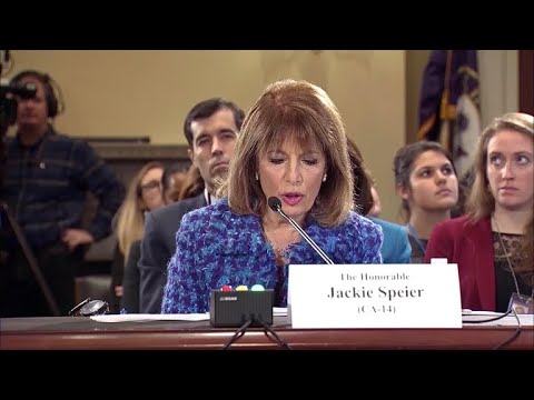 """Congresswoman says two members of Congress """"have engaged in sexual harassment"""""""