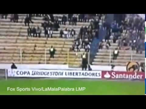 FULL Football Spectators Spooked By Stadium Ghost in Bolivia