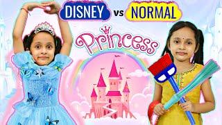 Disney vs Normal Princess | Hindi Fairy Tales | Moral Story for Kids | ToyStars
