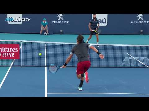 Best Shots and Rallies | Miami Open 2019 Day 2