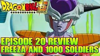 Dragon Ball Super - Episode 20 Review! Jaco