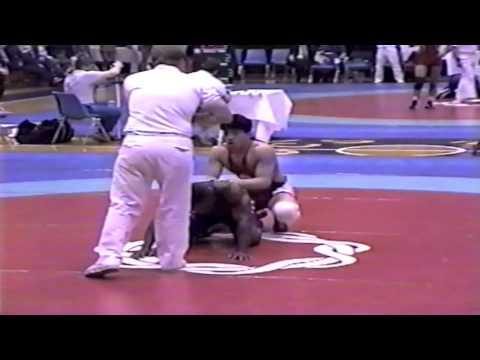 1993 World Cup: 82 kg Hidekazu Yokoyama (JPN) vs. Kevin Jackson (USA)