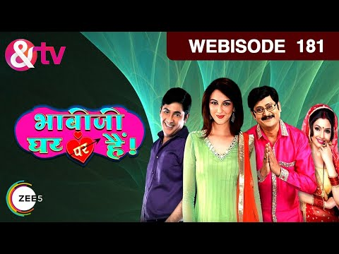 Bhabi Ji Ghar Par Hain - Hindi Serial - Episode 181 - November 09, 2015 - And Tv Show - Webisode