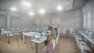 Hashmonaim School   Computer Class