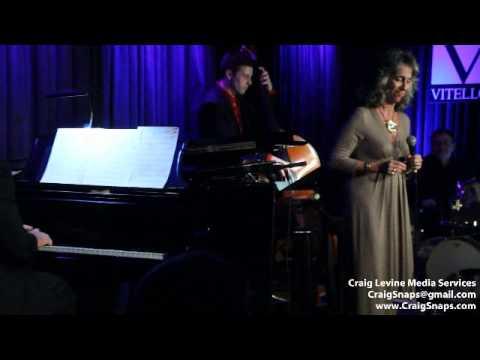 "Cathy Segal-Garcia sings ""Cheek to Cheek"" Jazz Vocalist Extraordinaire"