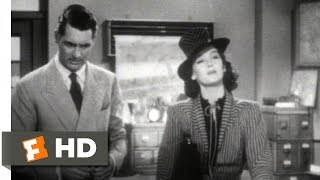 His Girl Friday (1940) - You're a Newspaper Man Scene (2/12) | Movieclips