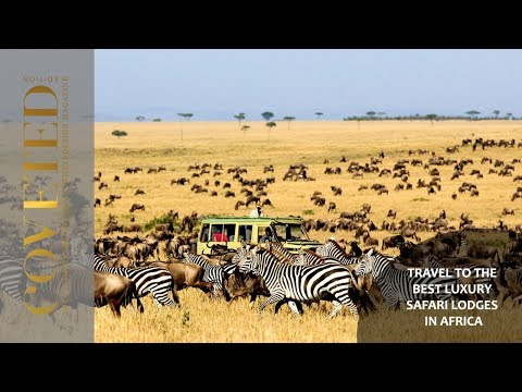 Travel to the Best Luxury Safari Lodges in Africa