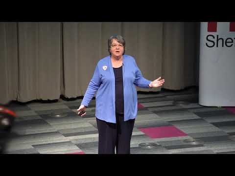 Reducing health inequalities | Shona Kelly | TEDxSheffieldHallamUniversity