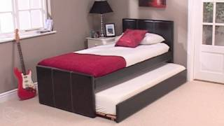 Sweet Dreams Beds - Roxy Guest Bed Frame