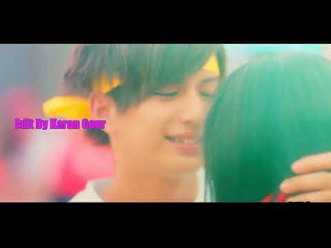 ''Mere Rashke Qamar'' Tu Ne Pehli Nazar | True Love Story | South Korean Mix Song | KaranOrai#