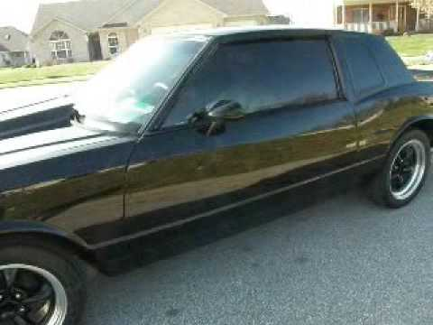 Awesome Beautiful 1984 Monte Carlo Ss Super Sport For Sale