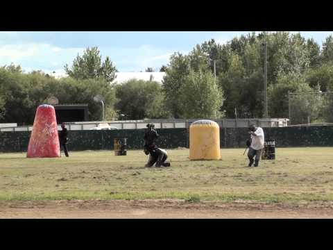 Hay River NT NWT OTC (Old Town Challenge) 2011 clip 8