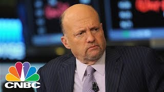 Jim Cramer: Nvidia's Billionaire CEO Is The 'Einstein Of Our Era' | CNBC