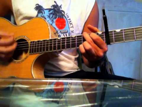 Jesus Paid It All Guitar Lessoncover Youtube