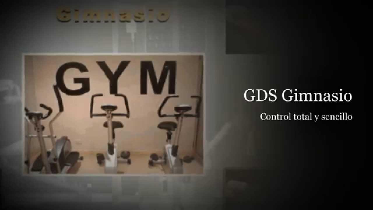 Software de gesti n gimnasios for Gimnasio 8 de octubre