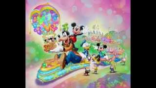 ディズニー『Happiness is here』