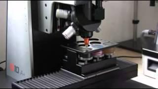 Твердомер Роквелла Qness Q10a(Обзорное видео по работе с микротвердомером Qness Q10a Купить твердомер можно у представителя компании Химлабо..., 2015-07-01T09:26:28.000Z)