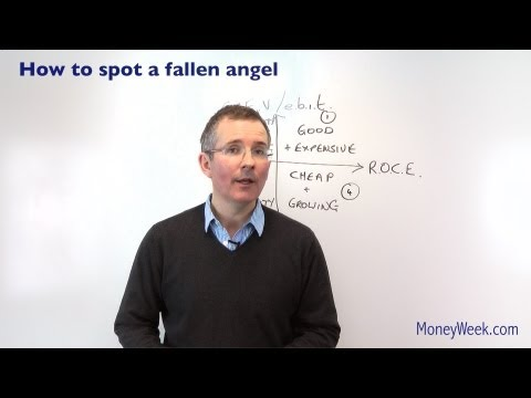 How to spot a fallen angel - MoneyWeek Investment Tutorials
