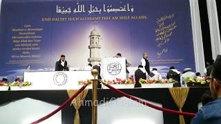 Murtaza Mannan - Beautiful Azaan - National Ijtema Majlis Khuddam ul Ahmadiyya Deutschland 2014