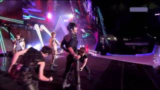 Download [LIVE  繁中字] 110815  INFINITE - Be Mine @  仁川韓流觀光演唱會 MP3 song and Music Video