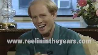 Ron Howard- Interview (Parenthood) 1989 [Reelin' In The Years Archives]