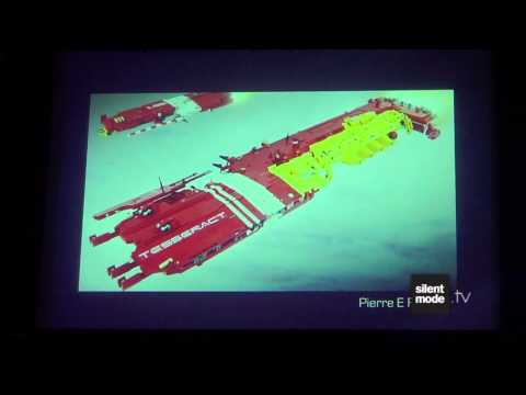 NSC 2013 Talk: Building Giant Spaceships