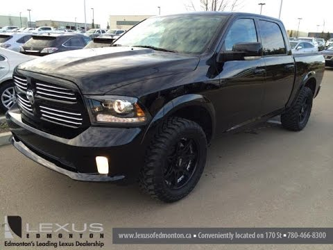2014 dodge ram 1500 sport review