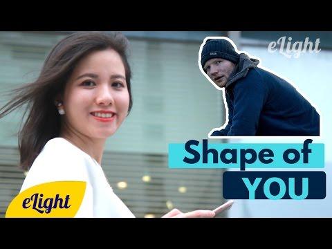 Học tiếng Anh qua bài hát SHAPE OF YOU - Ed Sheeran