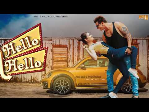 Hello Hello (Lyrical Audio) Prince Narula ft. Yuvika Chaudhary | Punjabi Lyrical Audio 2017 | WHM