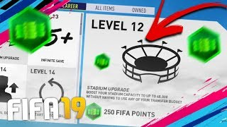 FIFA POINTS IN FIFA 19 CAREER MODE?! | FIFA 19 WHAT IF'S...