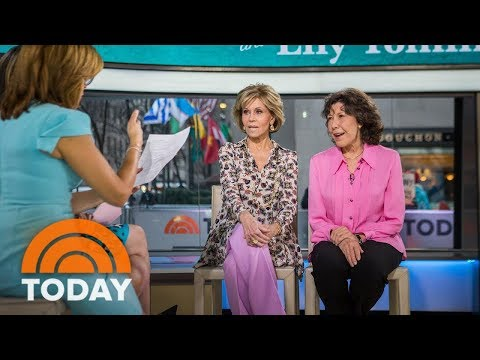 Jane Fonda And Lily Tomlin On 'Grace And Frankie,' Friendship, Female Equality  TODAY