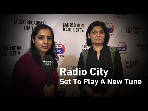Radio City's Parent Company Music Broadcast To List In March