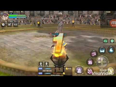 Dragon Nest Awake Mobile Lv 60 || PVP Cyromancer VS Physician, Destroyer