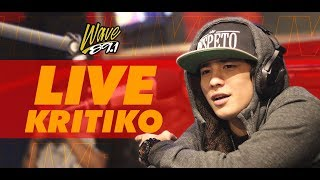 LIVE: Kritiko - Be Strong
