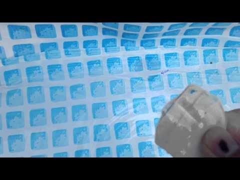 reparera pool liner