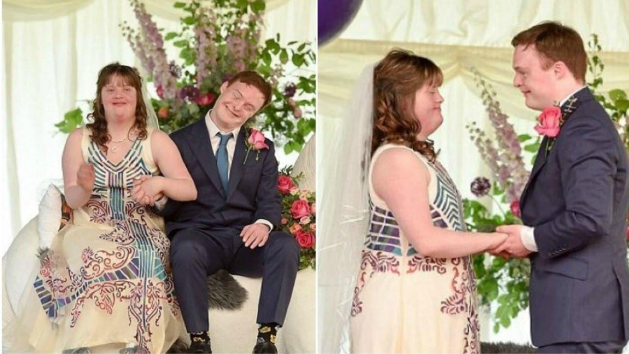 Pareja Con Síndrome De Down Esperó 8 Años Para Casarse La Boda Fue