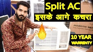 Blue Star 1.5 Ton Window A/C Unboxing & Review || Window AC vs Split AC